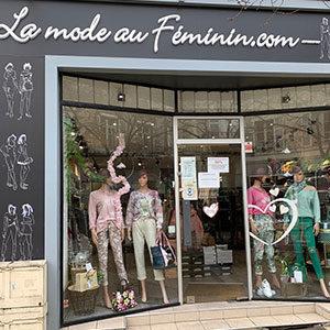 La Mode au Féminin.com boutique de prêt à porter féminin Montluçon